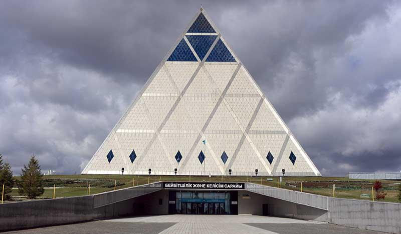 Piramide de Astana (Kazakistan)