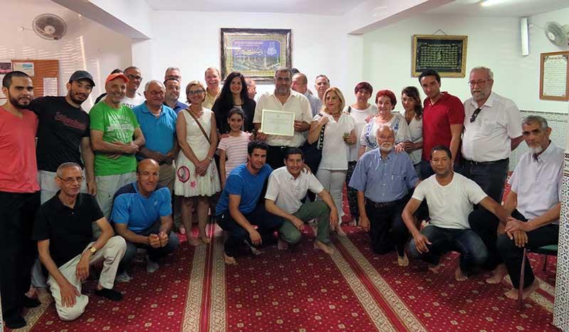 La comunidad musulmana de Badajoz recibe un premio de la Fundación Pluralismo y Convivencia