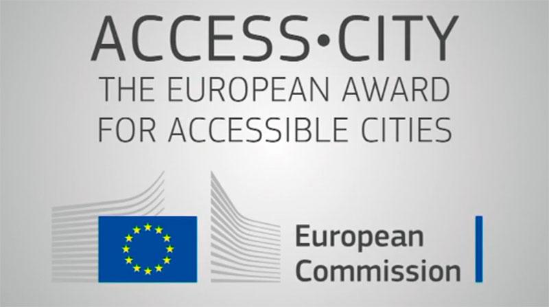La Comisión Europea convoca una nueva edición del premio 'Capital europea de la accesibilidad 2019'