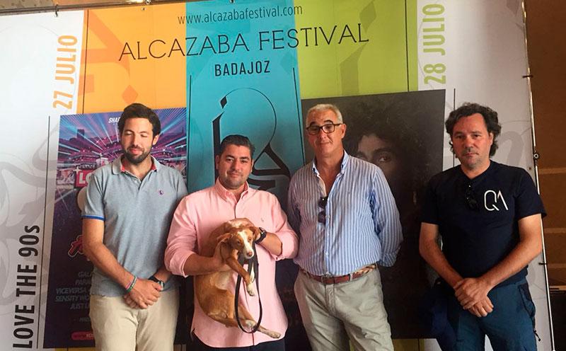 Varios festivales musicales de Extremadura colaboran con el proyecto solidario de la asociación 'Quinta Azabache'