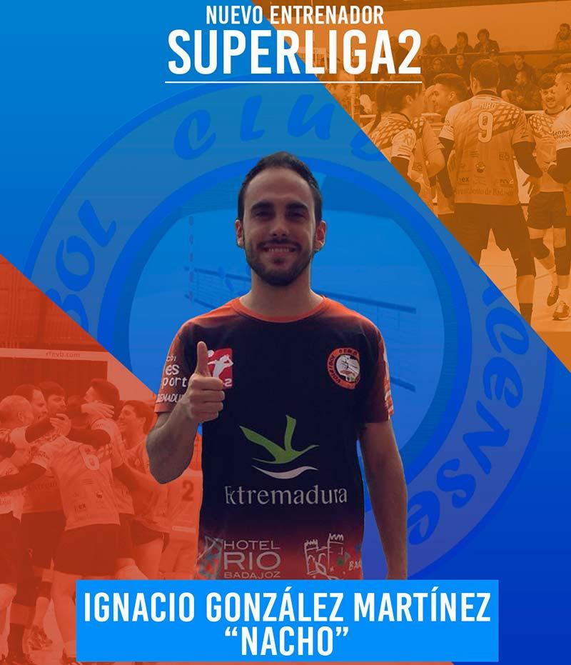 El Extremadura Hotel Río Badajoz ficha nuevo entrenador de Superliga2