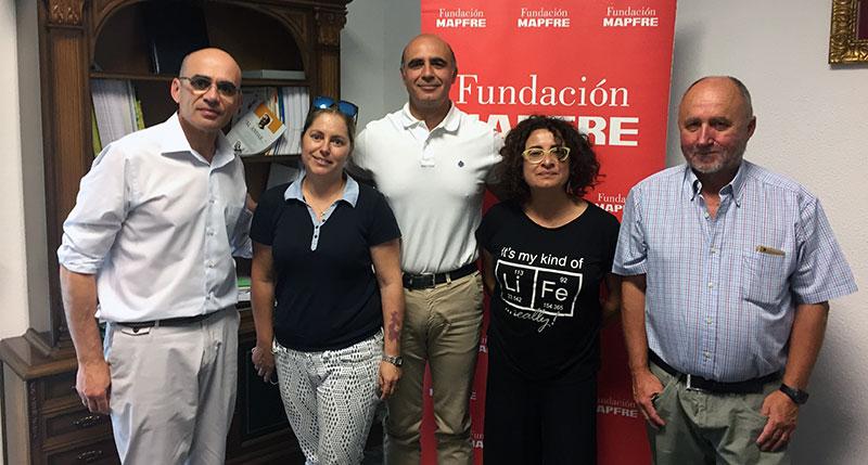Usuarios de Feafes Salud Mental Zafra realizarán prácticas en el Ayuntamiento en el programa 'Juntos somos capaces'