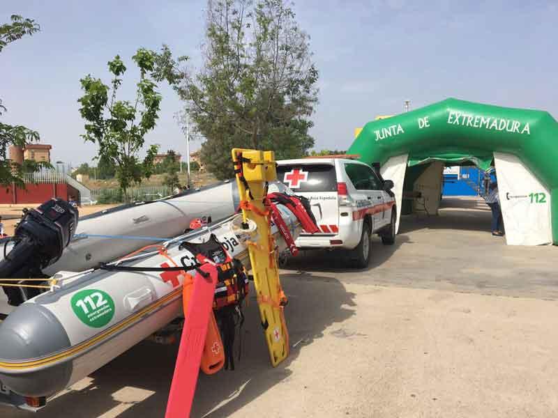 Cruz Roja imparte talleres de primeros auxilios a diversos colectivos de la región