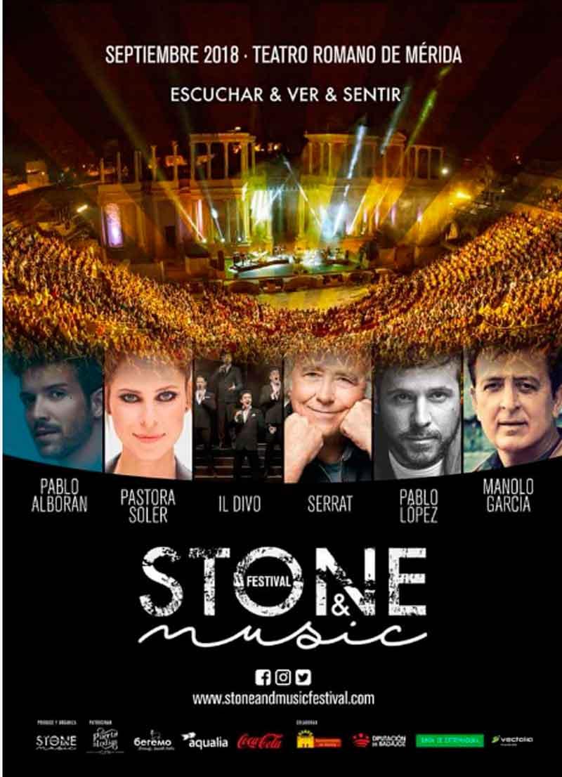 Marca España colabora con el Festival 'Stone & Music'