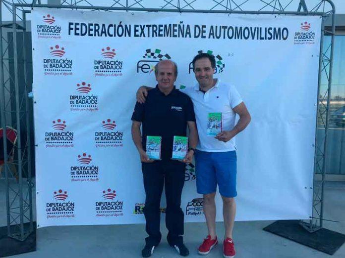 Reales y Barriga VI Criterium Volantia Racing Club