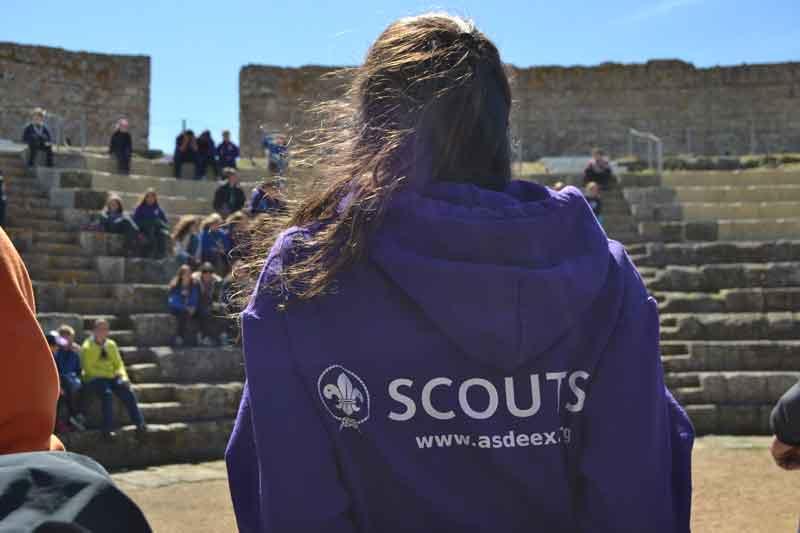 Los Scouts de Extremadura ponen en marcha sus campamentos de verano