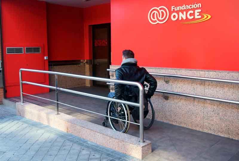 56 personas con discapacidad recibirán formación en Extremadura gracias a  Fundación ONCE