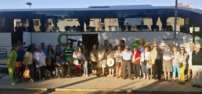 AFAD Recuerda Extremadura en Chipiona