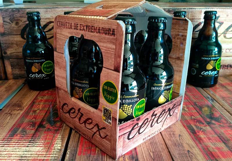Cerex presenta la primera cerveza de bellota sin gluten, apta tanto para celiacos como para veganos