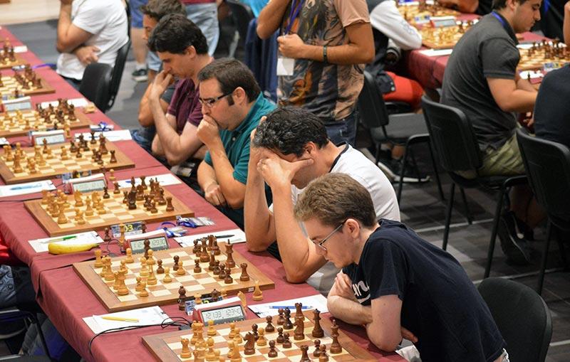 José Fernando Cuenca se proclama subcampeón de España absoluto individual de ajedrez
