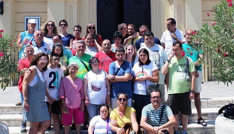 Plena inclusión Extremadura promociona el apoyo personalizado a personas con discapacidad intelectual en su entorno