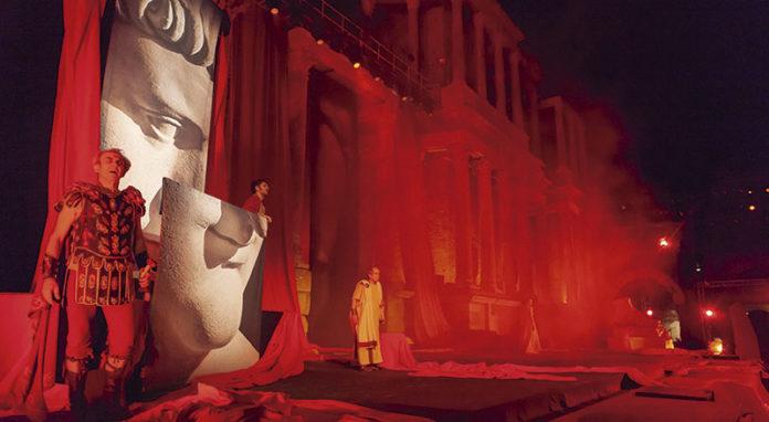 Festival de teatro romano de Mérida