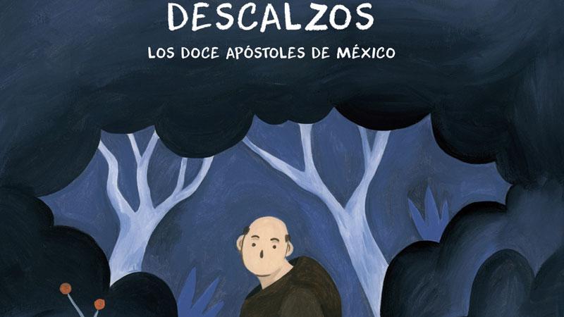 La Fundación Yuste publica el cómic 'Descalzos. Los doce apóstoles de México'. Grada 126