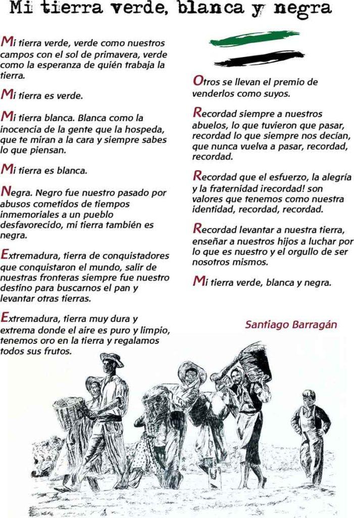 Musas de Extremadura. Santiago Barragán