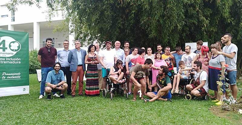 Más de 600 personas han participado en las acciones de conciliación familiar de Plena inclusión Extremadura