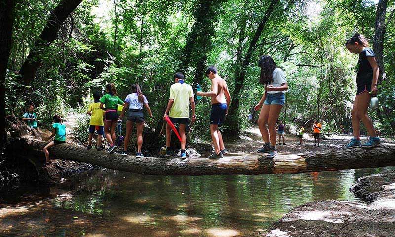 Más de un millar de scouts disfrutan de sus vacaciones en los campamentos de verano de ASDE-Scouts de Extremadura