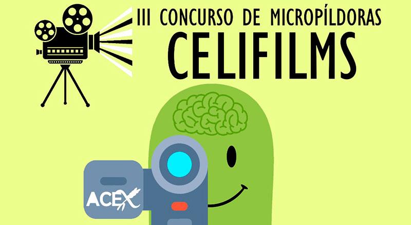 III Concurso de micropíldoras 'Celifilms' de la Asociación de Celiacos de Extremadura