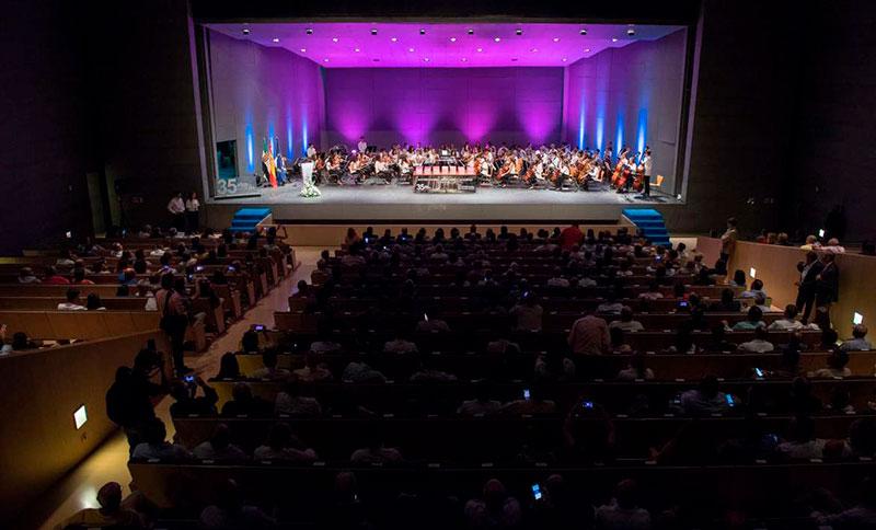 Día de Extremadura en el Palacio de Congresos de Mérida