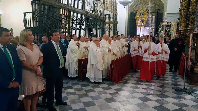 Día de Extremadura en Guadalupe