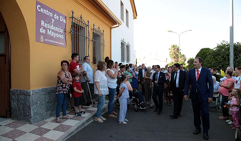 Alconera cuenta con una nueva residencia de la tercera edad y centro de día