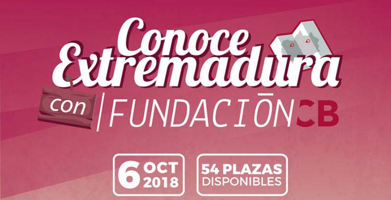 Fundación CB organiza una excursión a Monfragüe en su programa 'Conoce Extremadura'