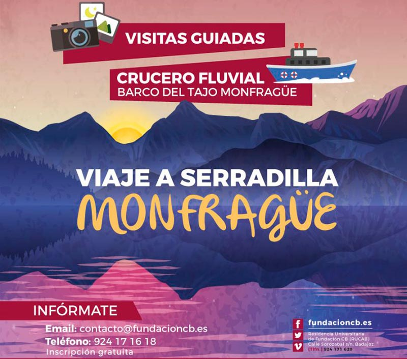 Excursión de Fundación CB a Monfragüe