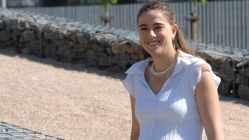 Guadalupe Sabio es reconocida con uno de los premios 'Jóvenes investigadores' de la Fundación AstraZeneca