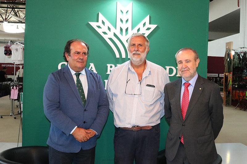 Premio San Huberto. Caja Rural de Extremadura