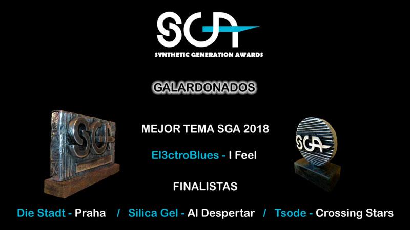 El grupo El3ctroBlues gana la primera edición de los Synthetic Generation Awards