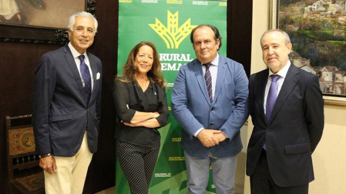 Convenio de Caja Rural de Extremadura y Aeccpre