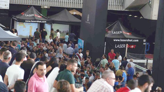 Feria de la Caza, Pesca y Naturaleza ibérica Feciex 2018 en Badajoz