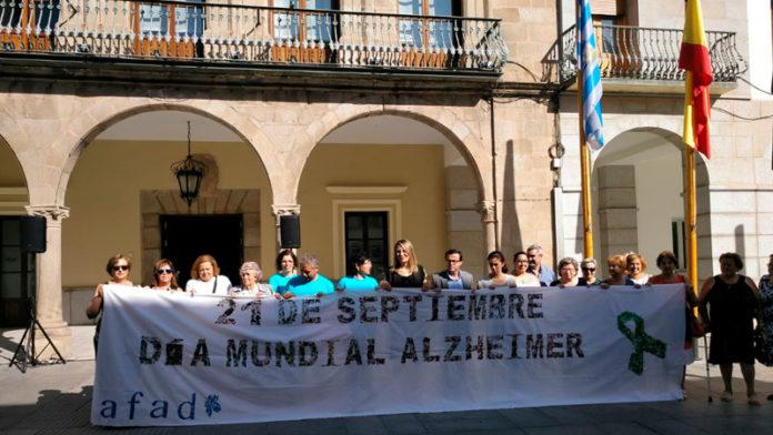 Programa de actividades de AFAD Recuerda Extremadura por el Día Mundial del Alzheimer