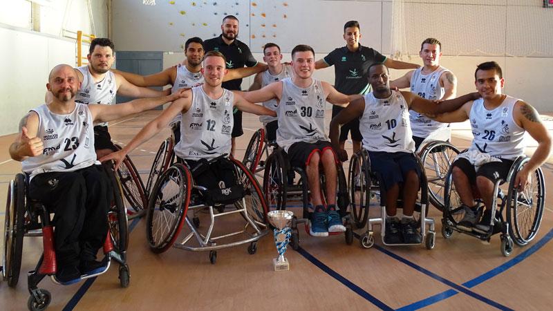 El Mideba Extremadura gana el Torneo Diputación Provincial de Sevilla en Umbrete
