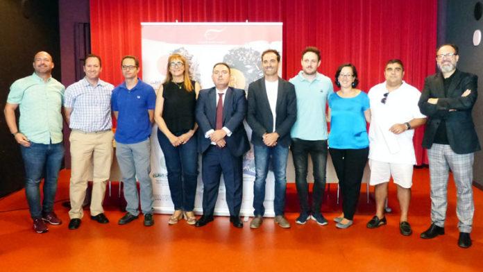 Programa inclusivo 'En clave de fa' de la Orquesta de Extremadura y La Caixa
