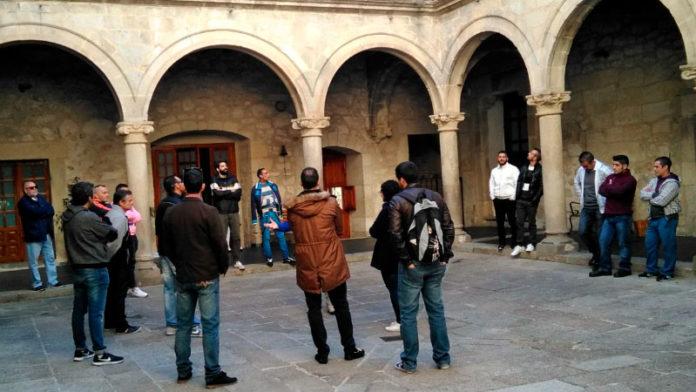 Atención a reclusos por parte de Plena inclusión Extremadura
