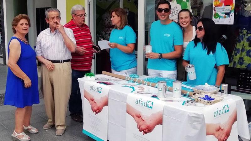 Concluye la primera semana de programación de AFAD-Recuerda Extremadura en conmemoración del Día Mundial del Alzheimer