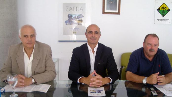 Presentación de la Feria Ganadera de Zafra