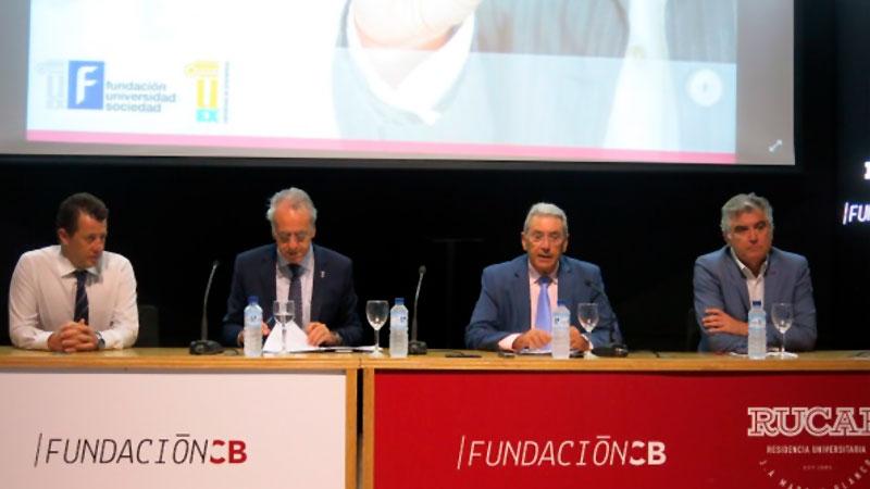 Fundación CB convoca una nueva edición del Programa de Becas para Empresas Extremeñas