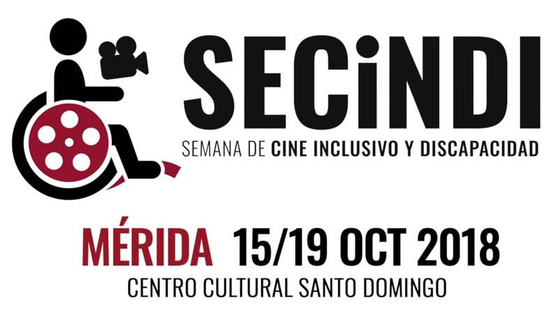 Semana de Cine inclusivo y Discapacidad (Secindi). Grada 127. Fundación CB
