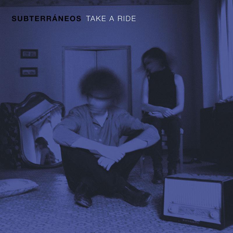 Subterráneos. 'Take a ride'. Reverb y cadencia en modo talento infinito. Grada 127. La frontera