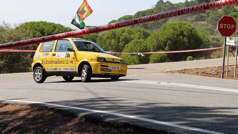 XLVIII Rallye de la Vendimia. Grada 127. Motor