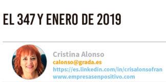 Grada 127. Cristina Alonso