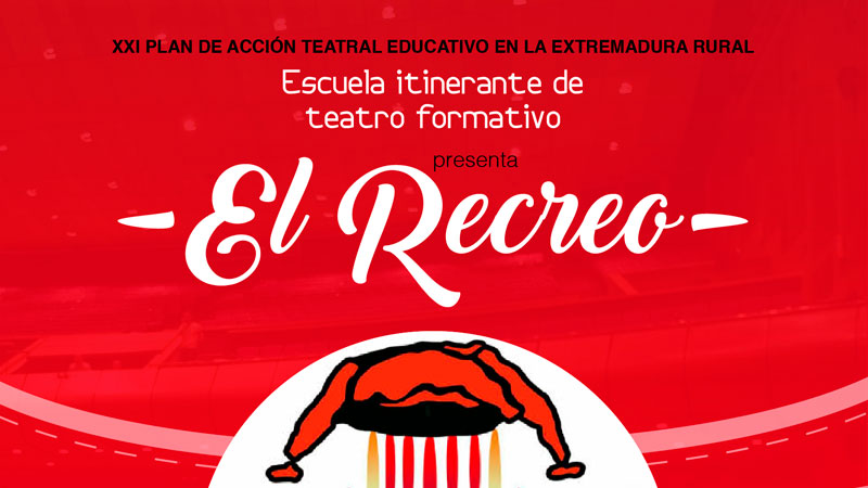 Comienza la segunda fase del XXI Plan de acción teatral educativo en la Extremadura rural