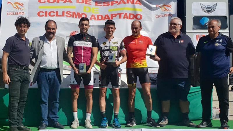 Rubén Tanco culmina una gran actuación en el fin de semana de pruebas disputadas en la Región de Murcia