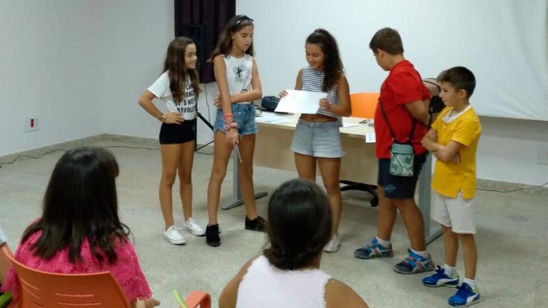 Mensajeros de la paz desarrolla el proyecto 'Alcemos nuestra voz' en el norte de Cáceres