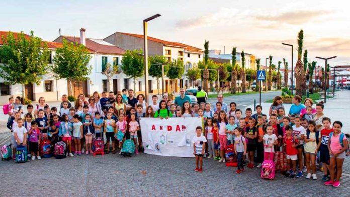 Herrera del Duque recibe el premio 'Ciudades que caminan'