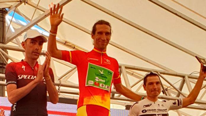 Pedro Romero gana el Open de España XCM
