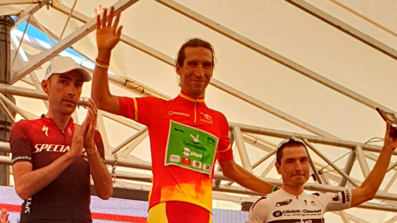 Pedro Romero se proclama campeón del Open de España XCM a falta de la última prueba