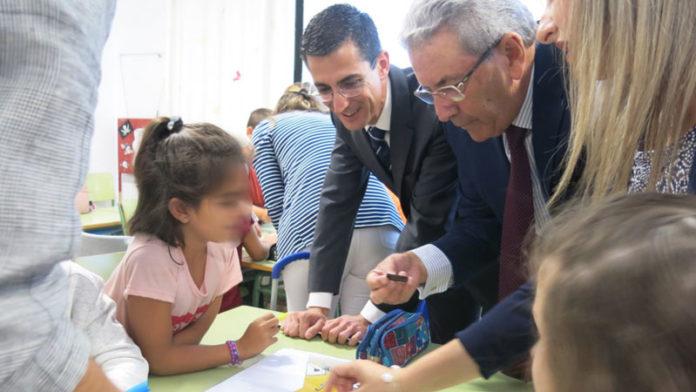 Programa de sensibilización en el ámbito educativo de Cocemfe