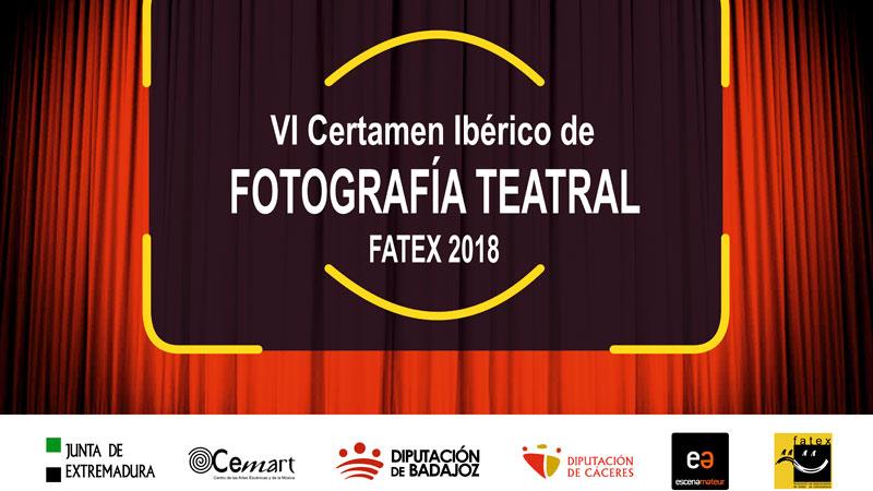 La Federación de Asociaciones de Teatro de Extremadura convoca el VI Certamen ibérico de fotografía teatral